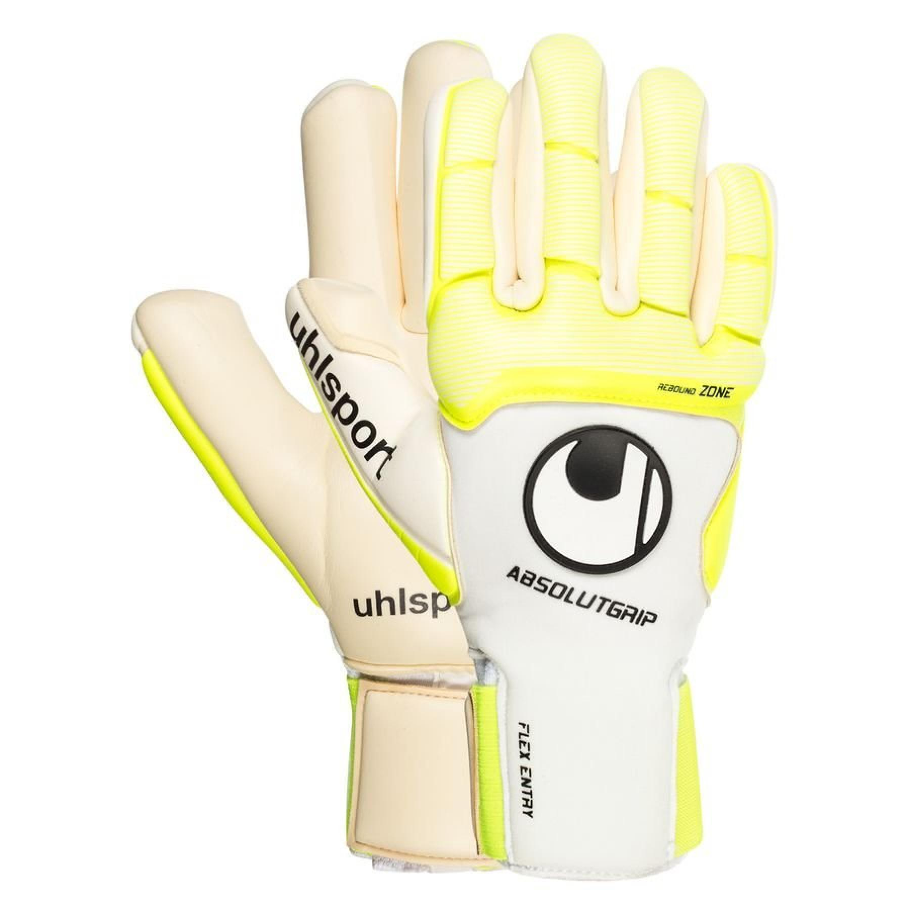 Gants Uhlsport Pure Alliance AbsolutGrip Finger Surround