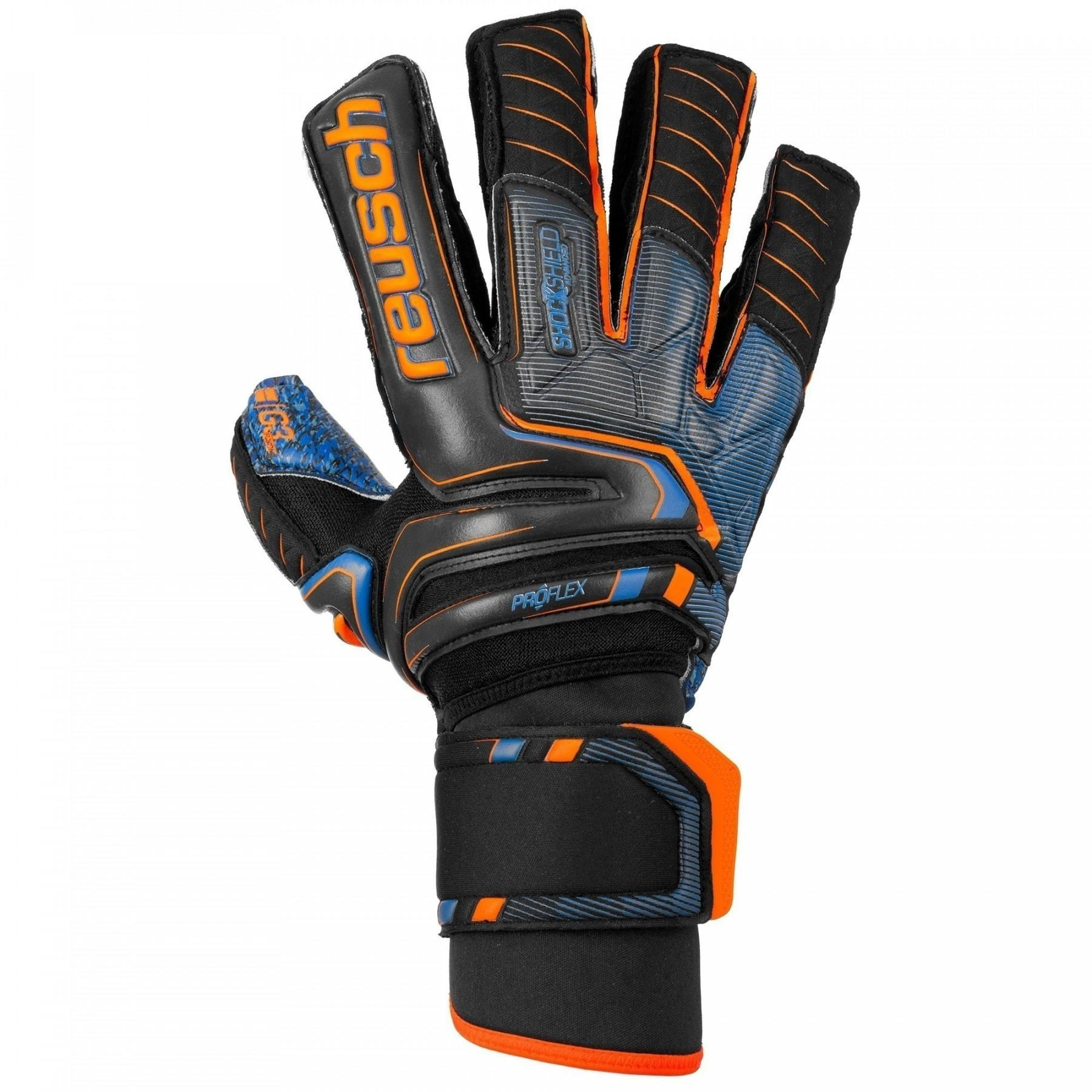 Gants Reusch Attrakt G3 Fusion Ortho-Tec Goaliator