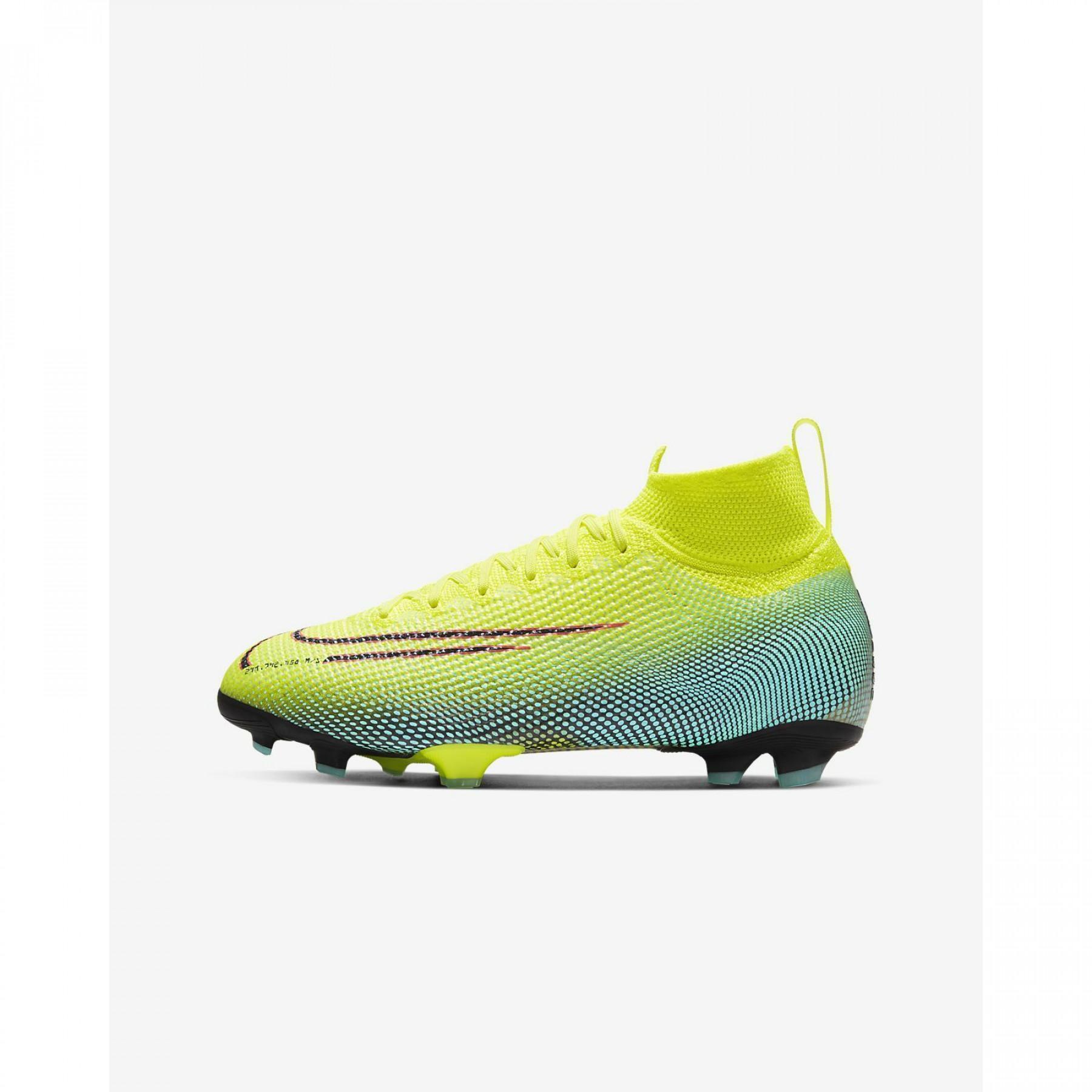 Chaussures kid Nike Mercurial Superfly 7 Elite MDS FG