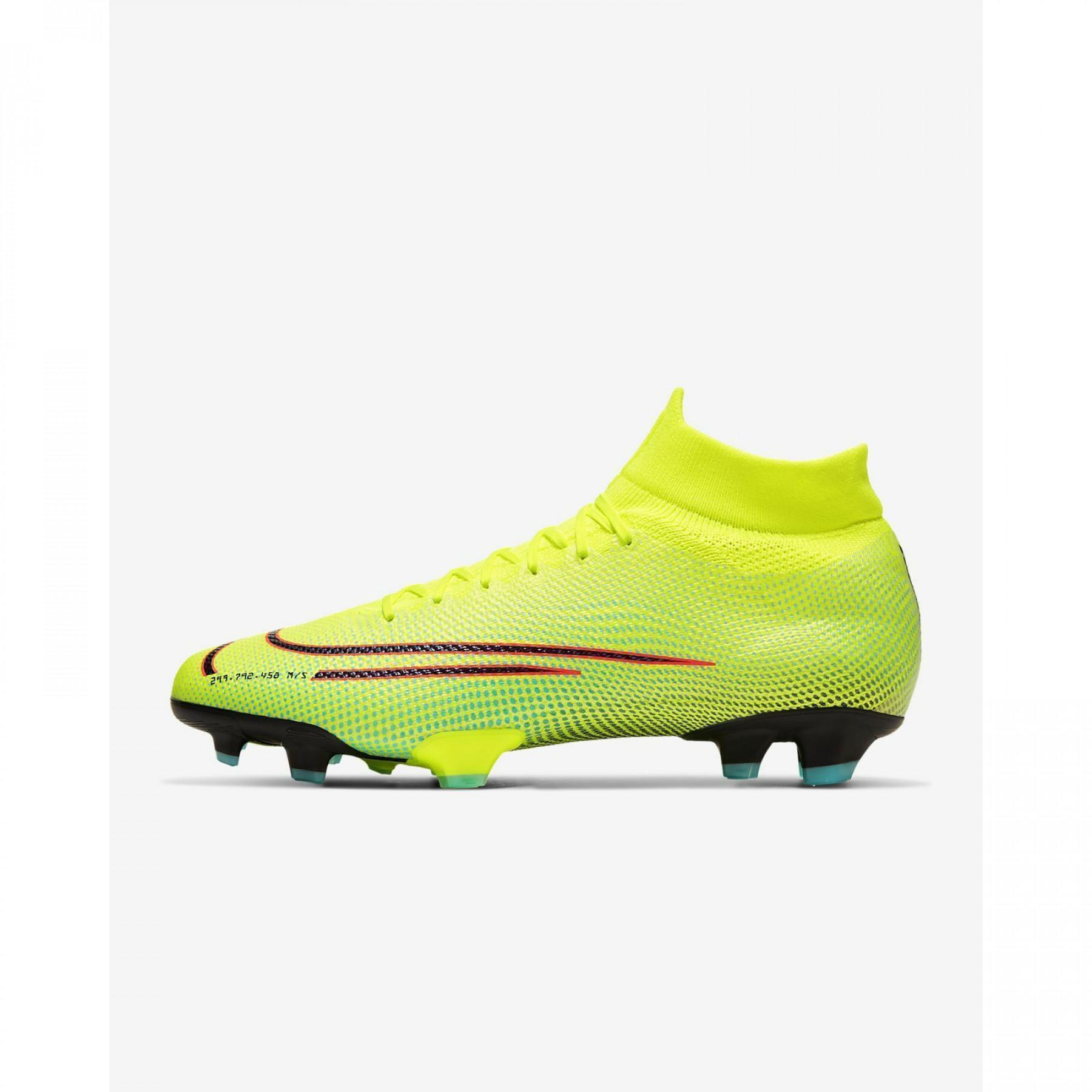 Chaussures Nike Mercurial Superfly 7 Pro MDS FG