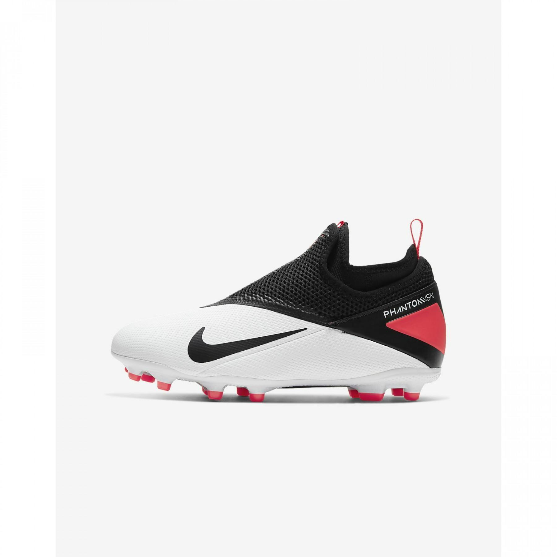 Chaussures kid Nike Phantom Vision 2 Academy DFit FG/MG