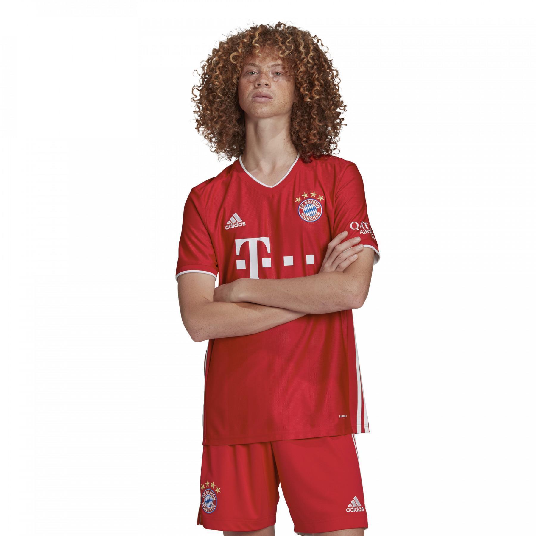 Maillot domicile Bayern Munich 2020/21