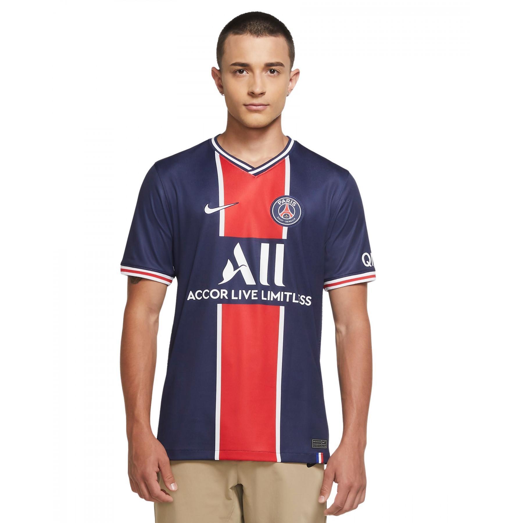 Maillot domicile PSG 2020/21