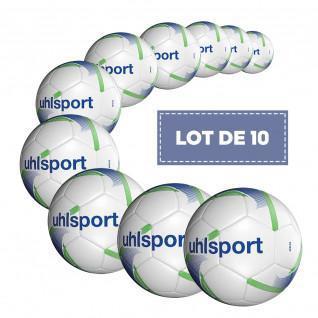 Lot de 10 Ballons Uhlsport Team