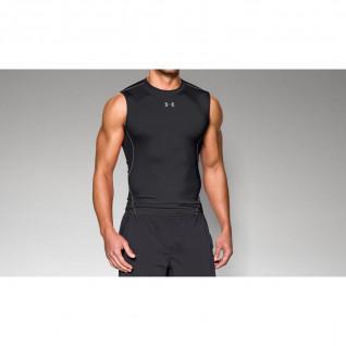 T-shirt de compression sans manches Under Armour HeatGear®