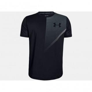 T-shirt garçon Under Armour Raid