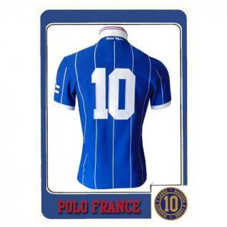 Polo Carré Magique France 10