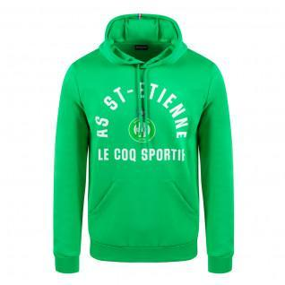 Sweatshirt à capuche AS Saint-Etienne fan n°1