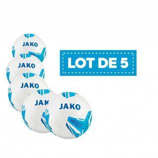 Lot de 5 Ballons Jako Striker 2.0 light MS