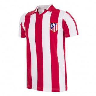 Maillot Copa Football Atletico de Madrid 1985 - 86 Retro