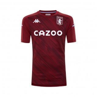 T-shirt Aston Villa FC 2020/21 aboupres pro 4