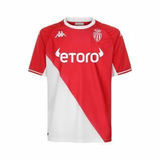 Maillot domicile AS Monaco 2021/22