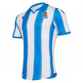 Maillot domicile Real Sociedad 19/20