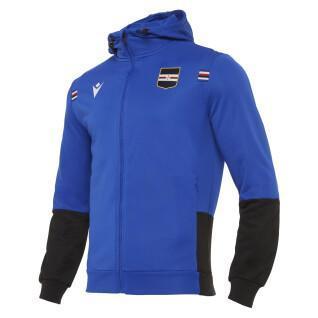 Sweatshirt intégrale UC Sampdoria 2020/21