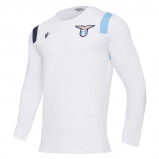 Maillot Lazio Rome manches longues coton 2020/21