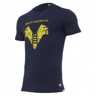 T-shirt coton Hellas Vérone fc 2020/21