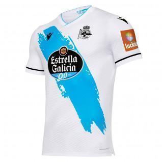 Maillot allega Deportivo La Corogne 2020/21