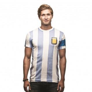 T-shirt de capitaine Argentine