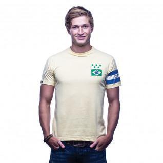 T-shirt de capitaine Brésil