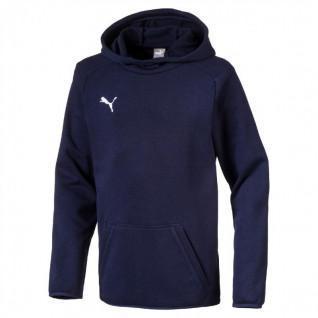 Sweatshirt à capuche enfant Puma Liga casuals