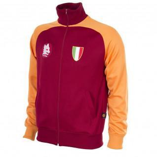 Sweatshirt zippé AS Roma 1983