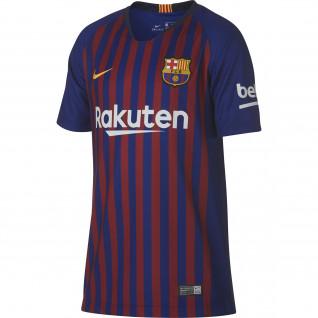 Maillot enfant Domicile FC Barcelone 2018/2019