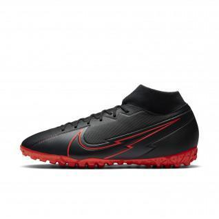 Chaussures Nike Mercurial Superfly 7 Academy TF