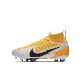 Chaussures kid Nike Mercurial Superfly 7 Elite FG