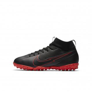 Chaussures kid Nike Mercurial Superfly 7 Academy TF