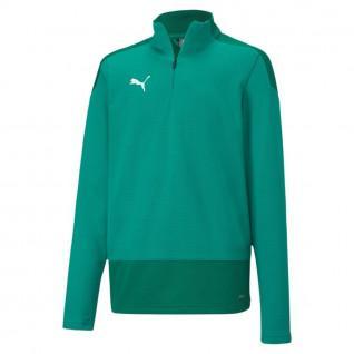 Sweatshirt gardien Puma enfant training