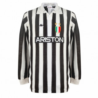 Maillot d'entraînement manches longues Juventus Ariston
