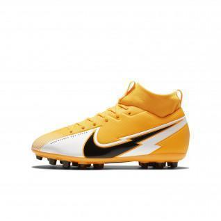 Chaussures kid Nike Mercurial Superfly 7 Academy AG