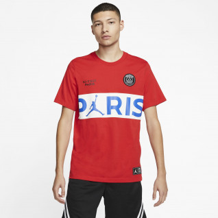 T-shirt PSG x Jordan Wordmark