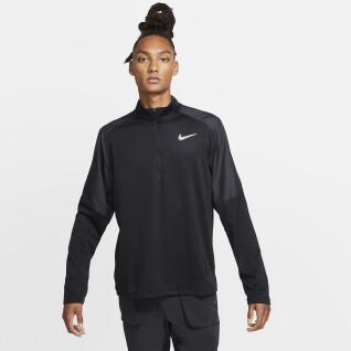 Maillot 1/2 zip Nike Basic Pacer