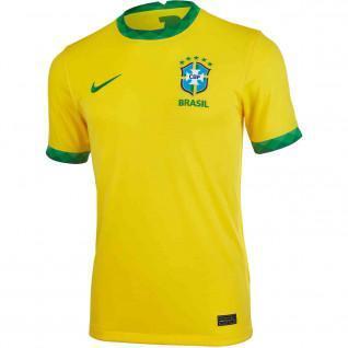 Maillot domicile Brésil 2020