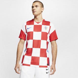 Maillot domicile Croatie 2020