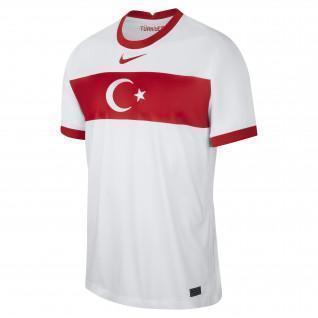Maillot domicile Turquie 2020