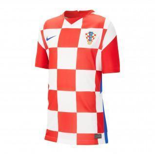Maillot domicile enfant Croatie 2020