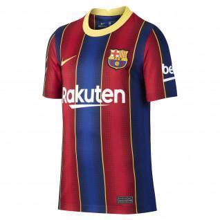 Maillot domicile enfant Barcelone 2020/21