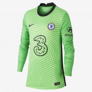 Maillot gardien junior Chelsea 2020/21