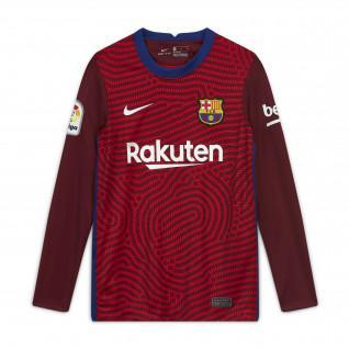 Maillot junior gardien Barcelone 2020/21