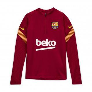 Training-top enfant FC Barcelone 2020/21
