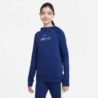 Sweatshirt Enfant Barcelone Fleece