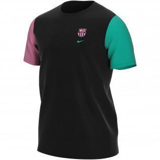 T-shirt FC Barcelone TRAVEL 2020/21