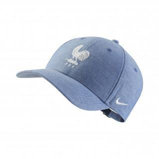 Casquette France L91 Chambray