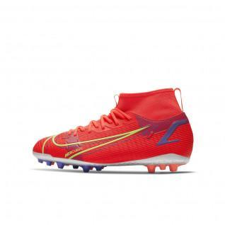 Chaussures enfant Nike Mercurial Superfly 8 Academy AG