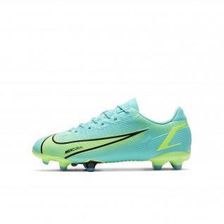 Chaussures enfant Nike Mercurial Vapor 14 Academy FG/MG