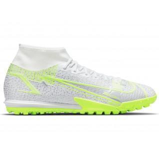 Chaussures de Football Nike Mercurial Superfly 8 Academy TF