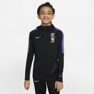 Sweatshirt à capuche Nike Dri-FIT Kylian Mbappé