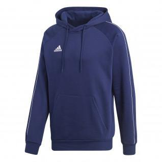 Sweatshirt à capuche adidas Core 18